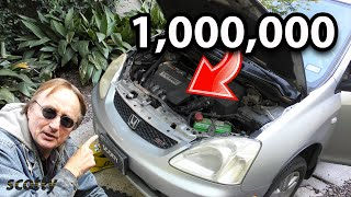 Can a Honda Civic Last 1,000,000 Miles, Let's Find Out