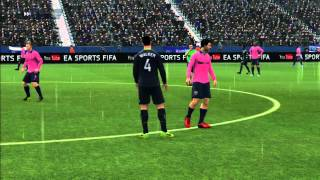 FIFA 14 - Extremely Harsh Red Card!