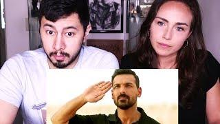 PARMANU | John Abraham | Teaser Trailer | Reaction!