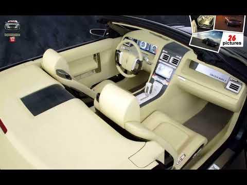 Lincoln Mark X Concept 2004 Youtube