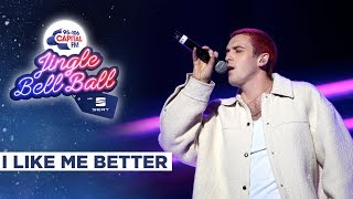 Lauv - I Like Me Better (Live at Capital's Jingle Bell Ball 2019)  | Capital