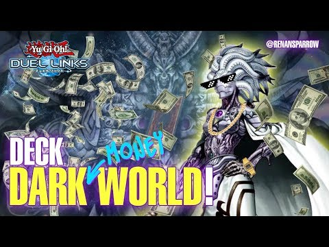 DECK DARK(money)WORLD! - Yu-Gi-Oh! Duel Links #243