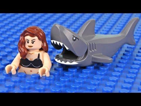 Lego Batman Shark Attack