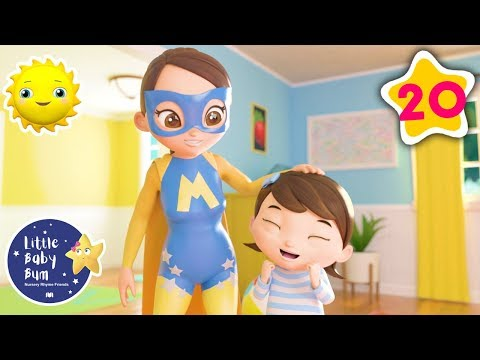 My Mommy Is A Super Mommy + Many More! | BRAND NEW | Baby Songs | Little Baby Morning
