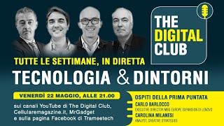 The Digital Club, atto primo