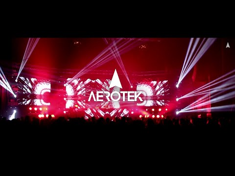 Aerotek & Above & Beyond - We Are All We Need (3 Jul 2015, Santiago, Chile)