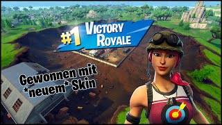 "Jimbob - New Skin ""Bullseye"" Gameplay (fr) Victoire Royale - France Duo vs Squad ( Fortnite Bataille Royale"