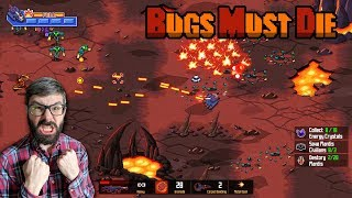 Bugs Must Die Review (Video Game Video Review)
