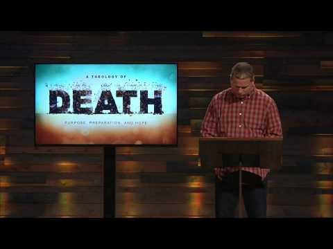 A Theology of Death | 03 | Drawing Near: Aging & Suffering