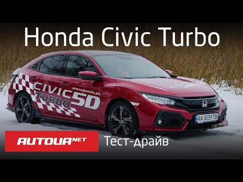 Honda Civic 10-е поколение (рестайлинг) Седан