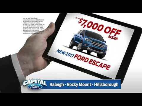 Capital Ford   CF 1869 H   Matchmaker   Focus Fusion Escape