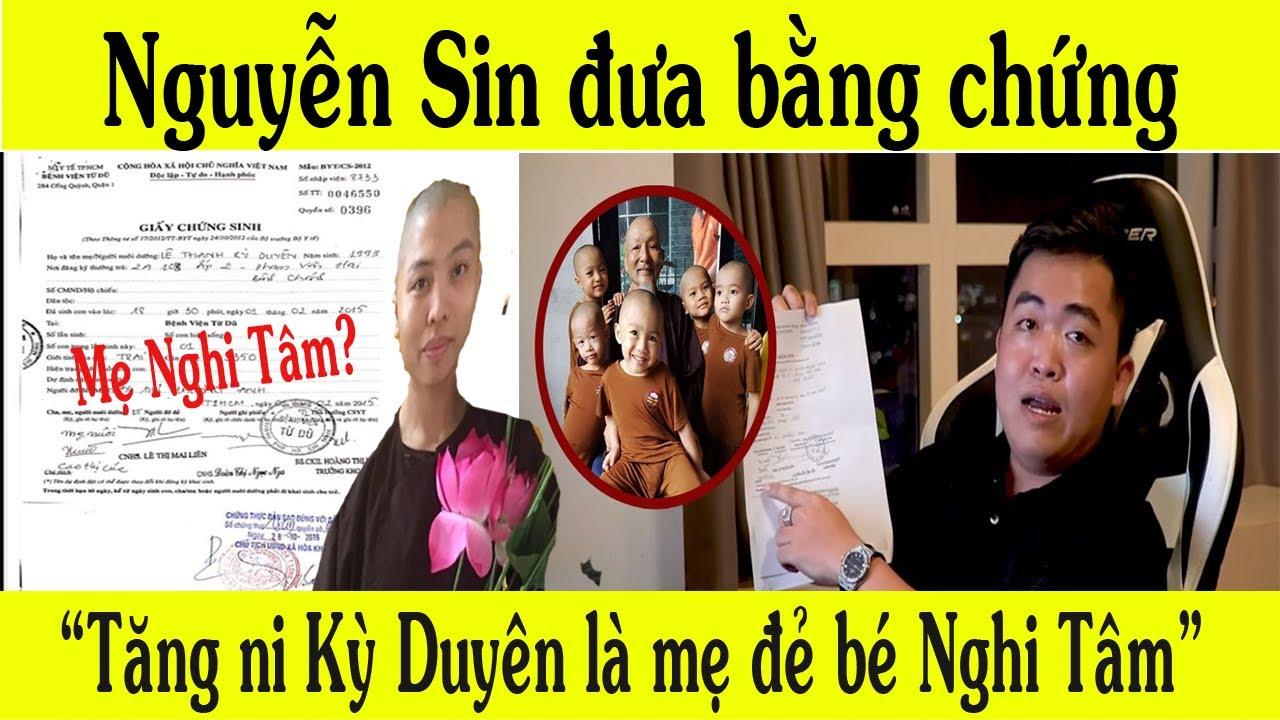 Thực hư sau việc Nguyễn Sin vạch trần lai lịch của 5 chú tiểu
