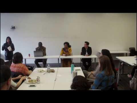 Utah Refugee Resources - Panel presentation