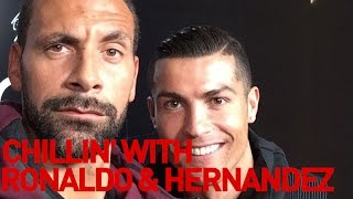 Chillin' with Ronaldo & Hernandez   Rio Vlogs