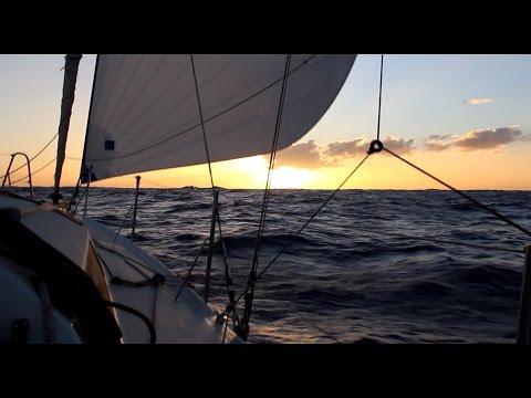 Three men in a boat (a transatlantic journey aboard a Pogo 30 from La Rochelle to Guadeloupe)