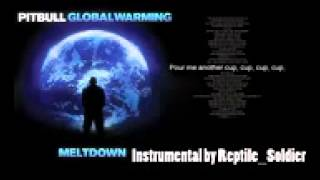 Party Aint Over - Pitbull feat Usher - Afrojack - OFFICIAL INSTRUMENTAL - BEST ON YOUTUBE