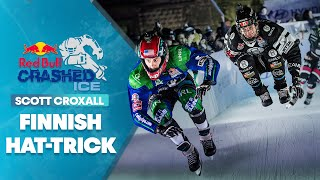 Crashed Ice Finland: Mens Final | Red Bull Crashed Ice 2017