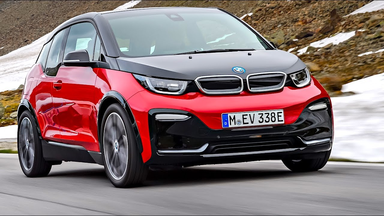 New BMW i3s | Whats New Review BMW i3 2017 BMW i3 Sport ...