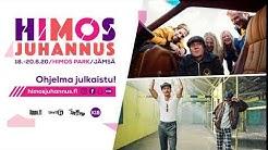 Suomen suurin juhannus 🙌 Himos Juhannus 18.-20.6.2020 🥳