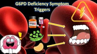 g6pd deficiency favism anemia
