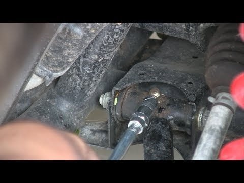 How-to Lubricate the Chassis/Suspension on a Polaris RZR 900