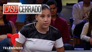 Teenager discovers that her mother is actually her father Caso Cerrado Telemundo English