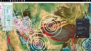 1/29/2017 -- Nightly Earthquake Update + Fore...