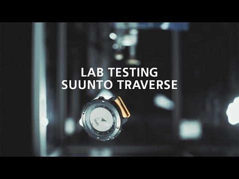 Suunto Traverse - Tested tough
