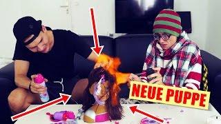MARTIN & HERBERT's neue PUPPE | Ksfreakwhatelse