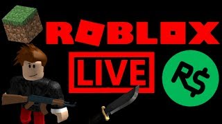 🔴Roblox Live || 😱Island Royale, MM2 , Strucid, DQ + More! || 🤑Robux Giveaways || #RoadTo1K🔴