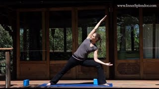 Easy Yoga for Beginners with Christine Wushke - Standing Sequence - HD