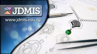 Learn to Design Jewellery - High-speed tour of what a traditional jewellery design artist does.