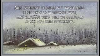 Tapani Kansa Sylvian joululaulu + Sanat (Audio)