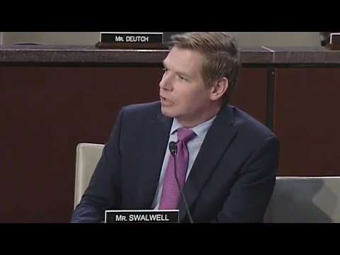 Rep. Eric Swalwell slams House panel for not focusing on family separation