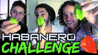 ► Reto Comer Chile Habanero | Habanero Challenge thumbnail