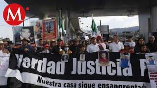 Caminata por la Verdad, Justicia y Paz llega a CdMx