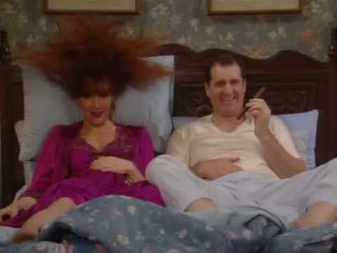 Married With Children S07E22  Al Bundy workout and the results