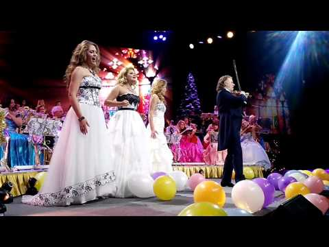 Hallelujah -Christmas with Andre Rieu In Dublin 8th Dec 2016