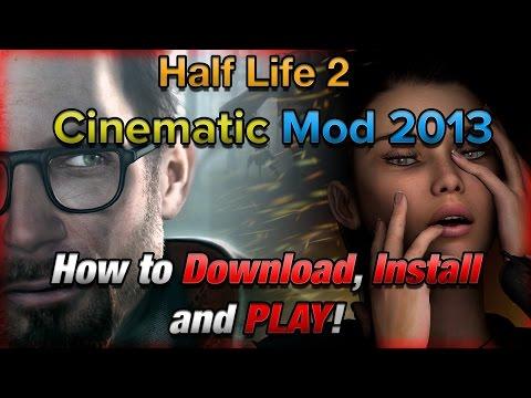 Half Life 2 Cinematic Mod 2013 - Downloaden, Installieren und Spielen [HD]