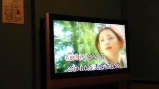 村下孝蔵「初恋」を歌ってみた