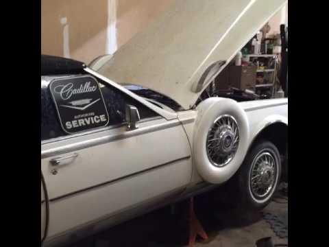 Rare Cadillac Seville Opera Restoration Youtube