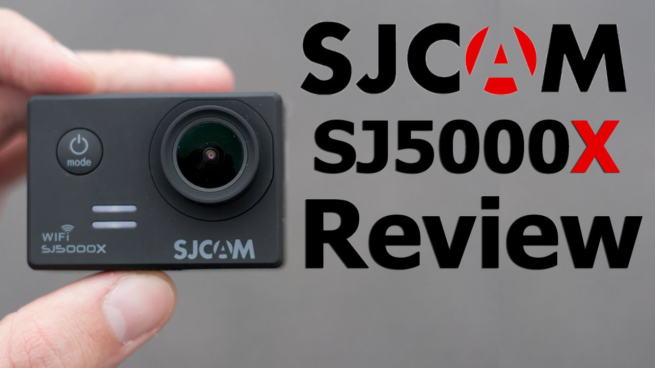 SJCAM SJ5000x Elite Action Camera Drivers for Windows Mac