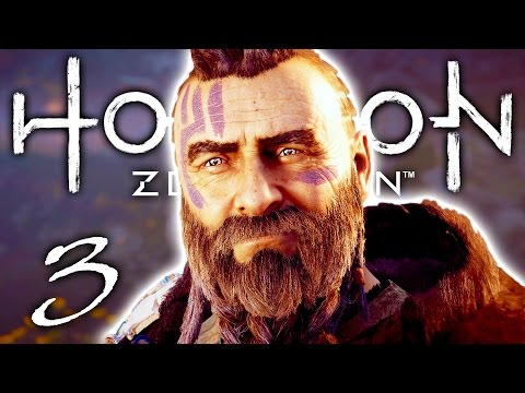 Horizon Zero Dawn — Part 3 | MOTHER'S HEART | Gameplay Walkthrough Playthrough Review