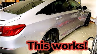 Why this cheap mod is a must for all 2018-2020 Honda Accord models