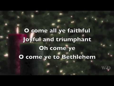 Download O Come All Ye Faithful Midi Files