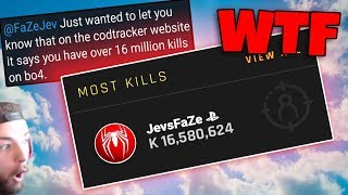 I have 16 MILLION KILLS