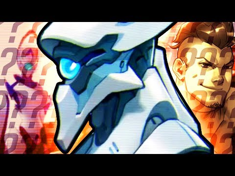 Overwatch Hero 26 - New Support Omnic?