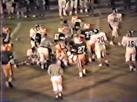 1988 Jonesco Academy Colts at Gatewood School Gators (football)