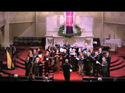 Sanford Dole St. Gregory of Nyssa Episcopal Church - Three Advent Hymns