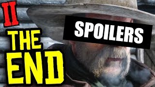 [SPOILERS] Story Mode Final Ending | Red Dead Redemption 2 Epilogue